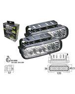 LED-Päivänvalosarja 12-24V