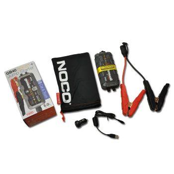 NOCO genius BOOST GB40 + Apukäynnistin 12V 1000A