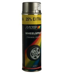 Vannemaali Teräs Spray 500 ml Motip