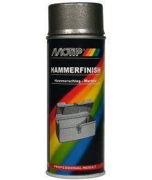 Vasaralakka Harmaa 400 ml Spray Motip