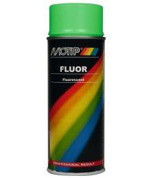 Vihreä Neon Maali 400 ml Motip