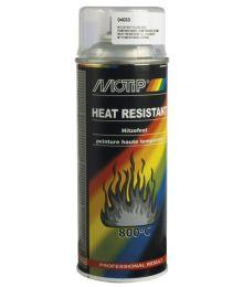 Kirkaslakka Lämmönkestävä 400 ml Spray Motip