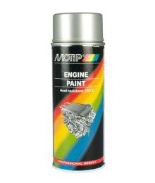 Moottorilohkomaali Alumiini 400 ml Motip