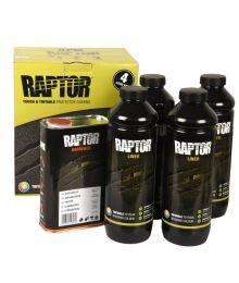 Lavapinnoite Musta Raptor 4 L U-POL