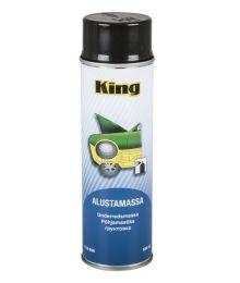 Alustamassa Spray Musta 500 ml King