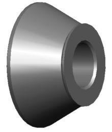 Kartio 74-11,5 mm Tasapainokoneeseen