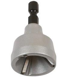 """Monitoimikalvain 3-19 mm HSS 1/4"""" BITS"""