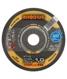 Katkaisulaikka XT10 125x1,0x22,2mm
