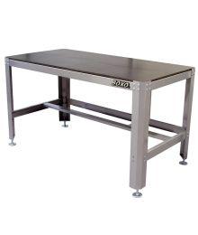 Metallirunkoinen työpöytä BOXO