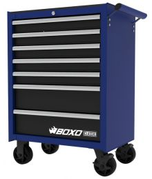 Boxo Classic Työkaluvaunu Sininen
