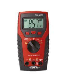 Yleismittari CAT IV 600V Testboy 3000
