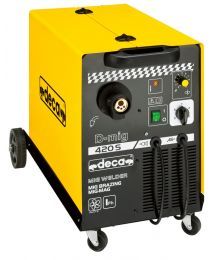 Hitsauskone D-MIG 420S 35-200A 230V Deca
