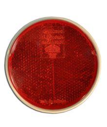 Heijastin punainen ø 84mm Talmu