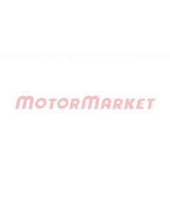 Heijastin punainen 105x55mm teippikiinnitys Talmu