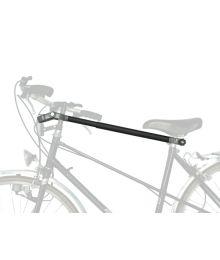 Adapteri naistenpolkupyörään / erikoisrungoille pyörätelinettä varten