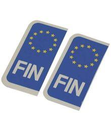 Muovinen EU-Tarra 2kpl
