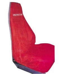 Remonttisuoja Punainen Etupenkille Polyesteriä