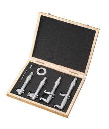 Sisämikrometri 4-os., 5 – 100 mm / 0,01 mm