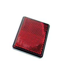 Tarraheijastin 62x45 mm Punainen Peräkärryyn