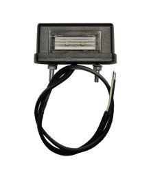 LED Rekisterikilvenvalo 12-30V