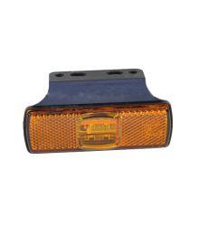 LED Äärivalo Keltainen 12-30V