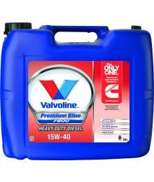 VALVOLINE PREMIUM BLUE 7800 15W40 PL 20 L