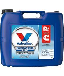VALVOLINE PREMIUM BLUE 8100 10W40 PL 20 L