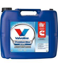 VALVOLINE PREMIUM BLUE 8100 15W40 PL 20 L