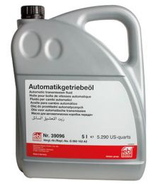 Febi Bilstein 5 litraa Automaattiöljy G 060 162 A2