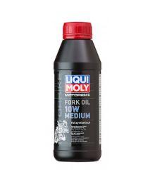 Haarukkaöljy Racing Fork Oil 10W Medium Liqui Moly