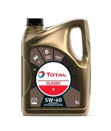 Total Classic 9 5W-40, 5L