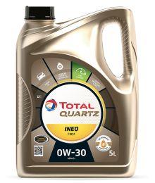 Total Quartz Ineo First 0W-30, 5L