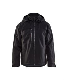 Kuoritakki Musta 479019779900 Blåkläder