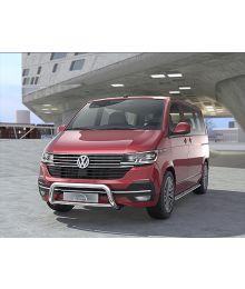 Lisävaloteline / valorauta 60/42mm poikkiputkella Volkswagen T6.1 2020-