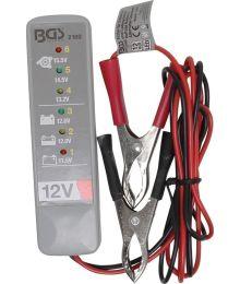 Akku- ja lataustesteri BGS 12 V