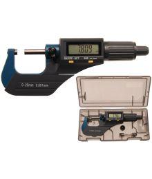 Digitaalinen Mikrometri 0-25 mm BGS