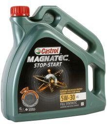 Castrol Magnatec Stop-Start 5W-30 A5 4 Litraa