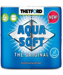 Aqua Soft matka wc paperi 4 rullaa