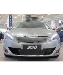 Maskisuoja Peugeot 308 2014- Allure, ei sovi active/access