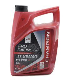 Champion ProRacing GP 4T 10W40 Ester + 4L