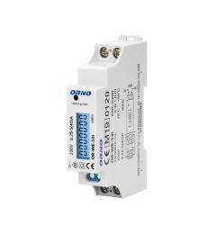 kWh-mittari, 1-vaihe, digitaalinen