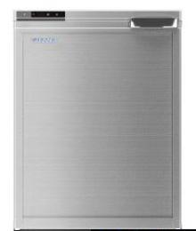 Jääkaappi Frezzer Pro 65l, 12/24V, hopea Kompressorijääkaappi