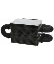 Puhallinkonvektori 500 W 12 V/350 mA 2 nopeutta