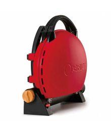 Matkagrilli O-Grill 500 punainen, 56.7x47.5x21cm, 8.7 kg