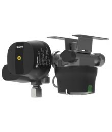 Säädin+ pullonvaihtaja Duocontrol CS 8/10mm, 30mbar, vaakasuora