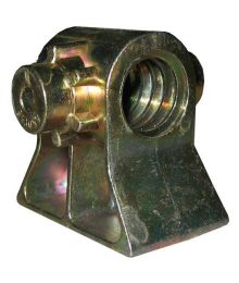 Nurkkatuen mutteri 19x4, 15mm korvat