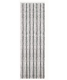Klassikko Oviverho Acapulco 56x205 cm, harmaa/valkoinen