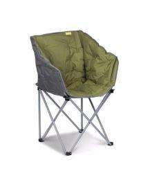 Tuoli Tub chair vihreä max 120kg