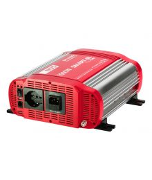 Siniaaltoinvertteri Smart in pure 12V 1000W+IVT