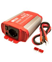 Siniaaltoinvertteri Smart in pure 12V 600W NDS